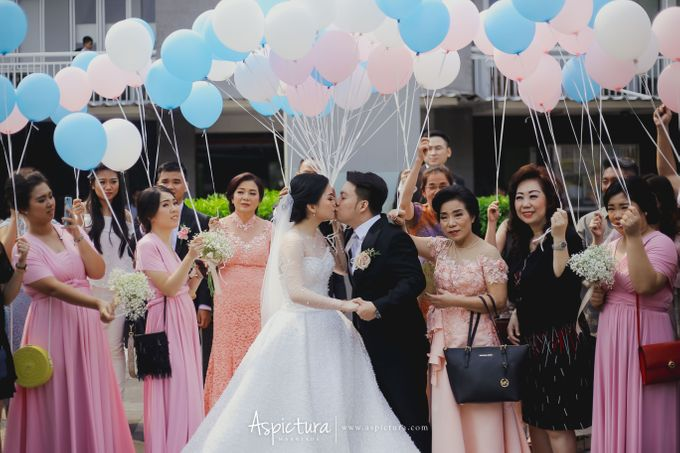 The Wedding Of Steven & Monica by de_Puzzle Event Management - 019
