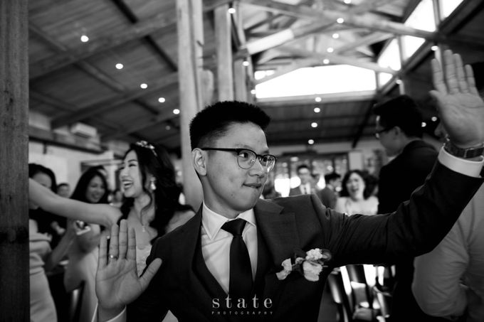 WEDDING -  KEVIN & RIBKA PART -2 by State Photography - 030