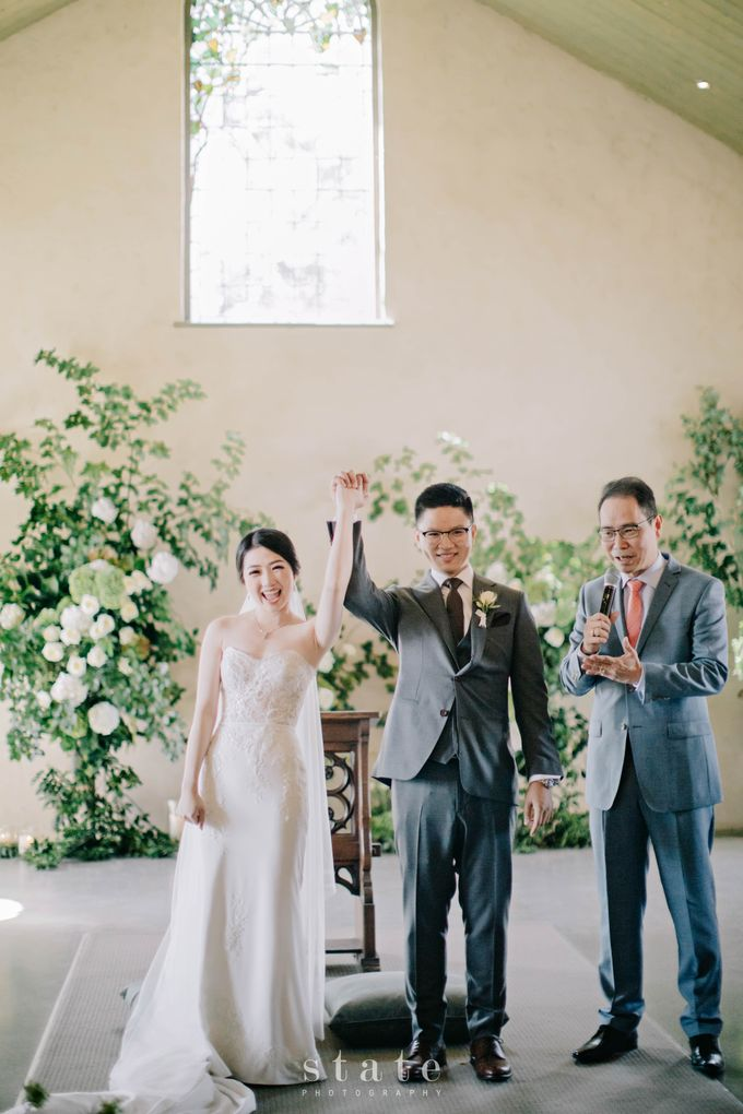 WEDDING -  KEVIN & RIBKA PART -2 by State Photography - 020
