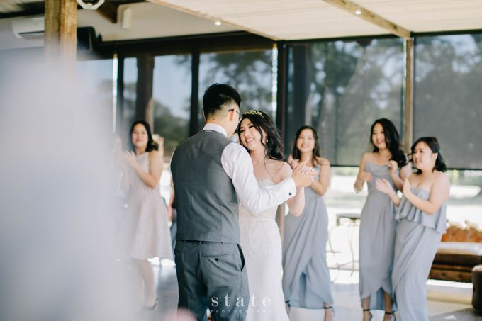 WEDDING -  KEVIN & RIBKA PART -2 by State Photography - 042
