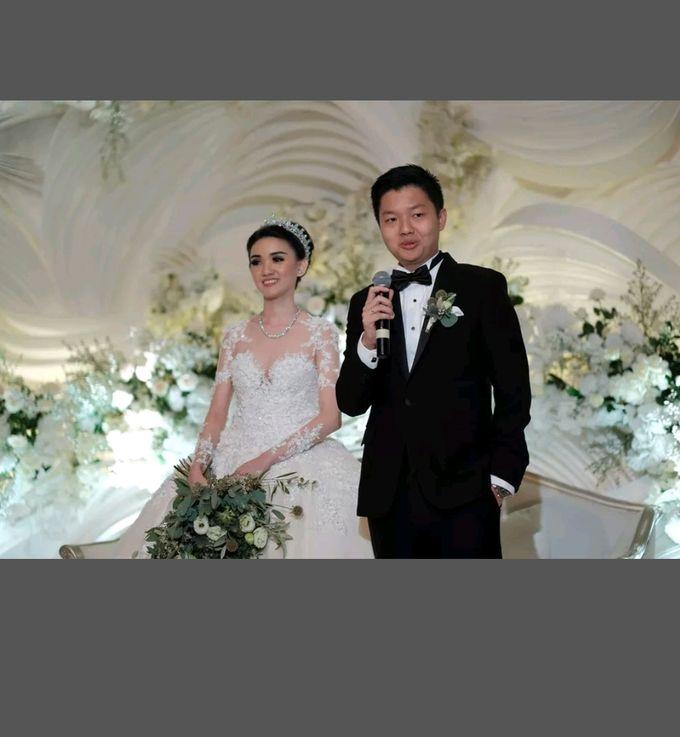 The Wedding of Lincoln & Yonie by Yumi Katsura Signature - 002