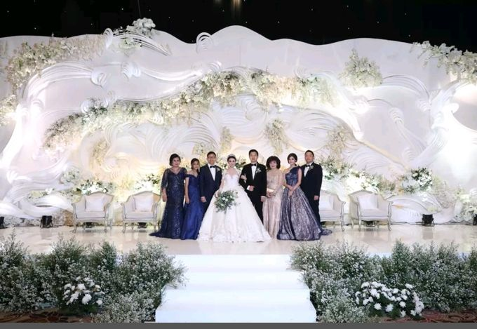 The Wedding of Lincoln & Yonie by Yumi Katsura Signature - 001