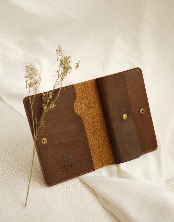 Henokh And Anna Wedding Gift by Yuo And Leather - 006