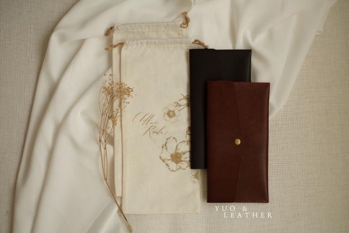Cliff And Roula Wedding Gift by Yuo And Leather - 004