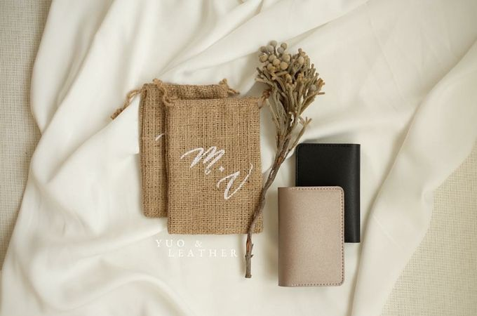 Mathieu And Vinella Wedding Gift by Yuo And Leather - 002