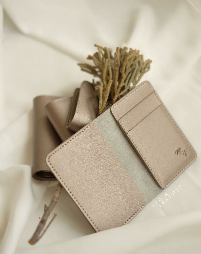 Mathieu And Vinella Wedding Gift by Yuo And Leather - 001