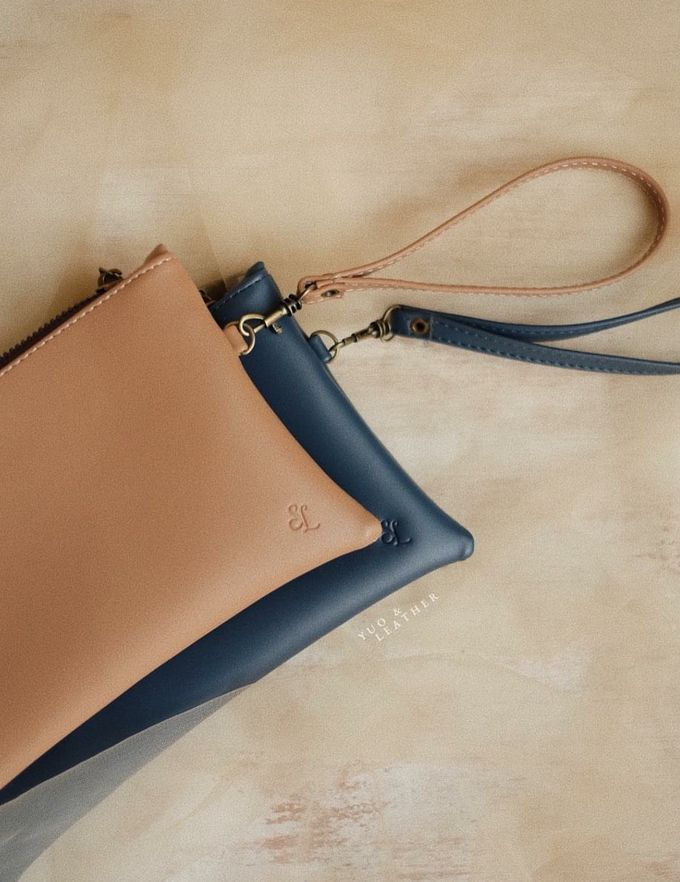 Sarto And Linda Pouch by Yuo And Leather - 003