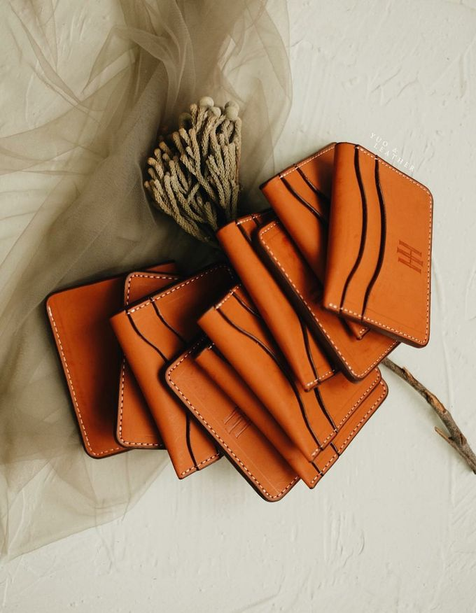 Hendra And Indri Card Holder by Yuo And Leather - 002