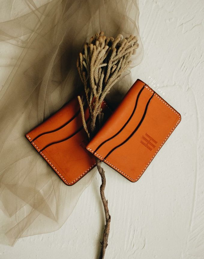 Hendra And Indri Card Holder by Yuo And Leather - 003