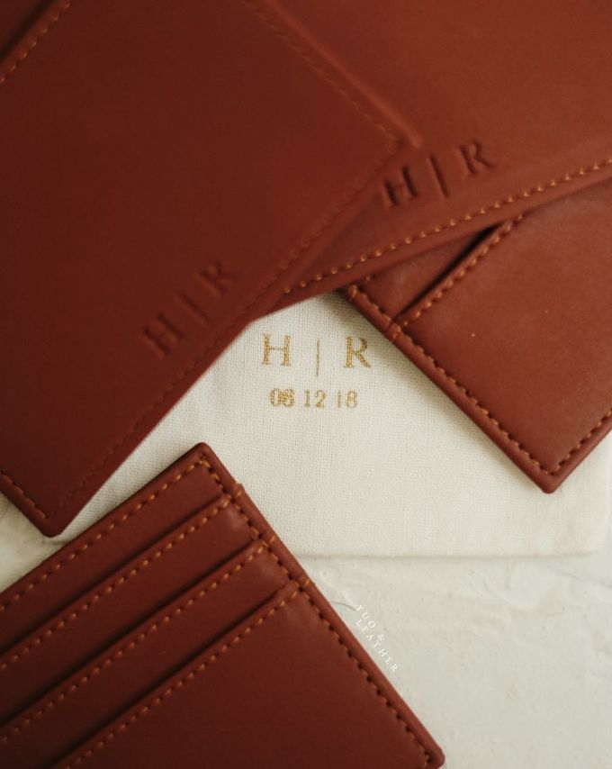 Hari And Ribka Card Holder by Yuo And Leather - 002