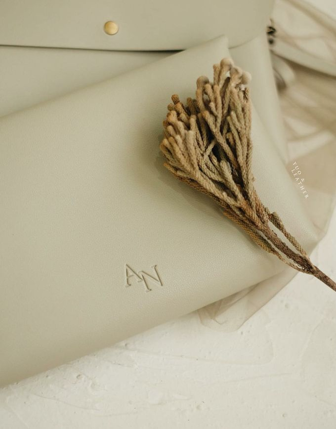 Antonio Nadya Simple Pouch by Yuo And Leather - 003