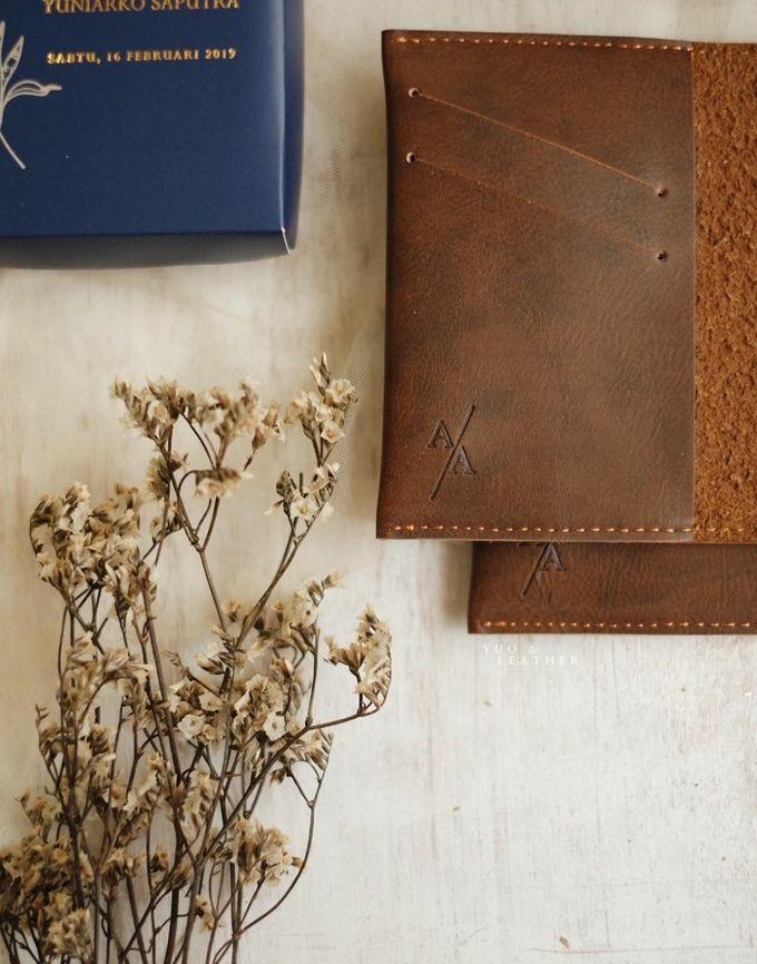 Anggadha & Amanda Wallet by Yuo And Leather - 002