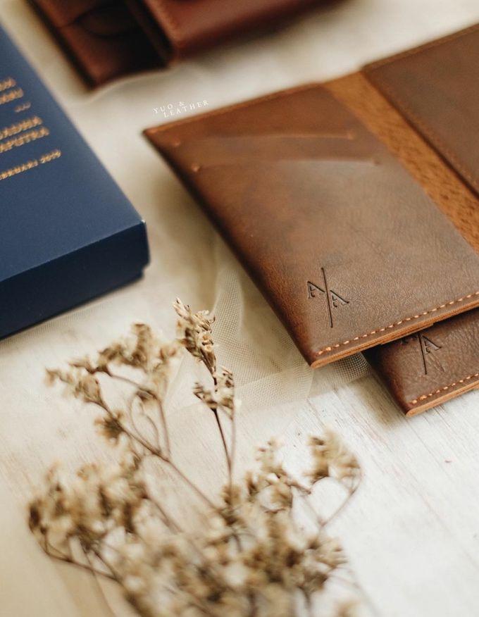 Anggadha & Amanda Wallet by Yuo And Leather - 003