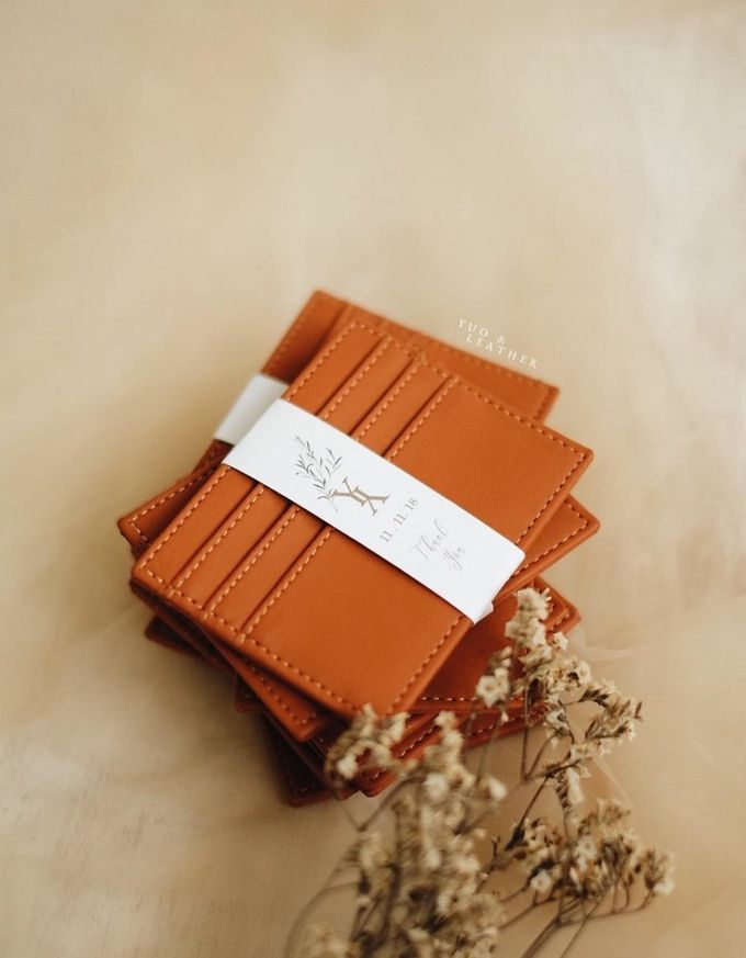 Yohanes Yulia Card Holder by Yuo And Leather - 003