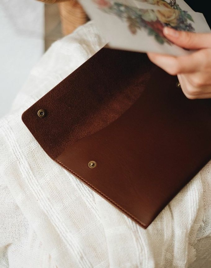 Yuo's Invitation Pouch by Yuo And Leather - 004