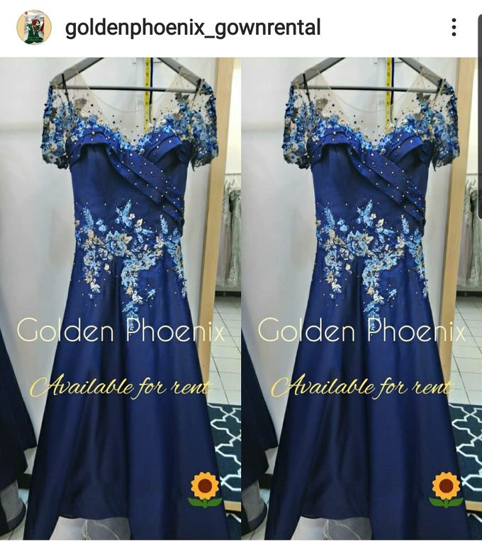 Golden Phoenix Boutique Gallery by Golden Phoenix Rent Gown - 014