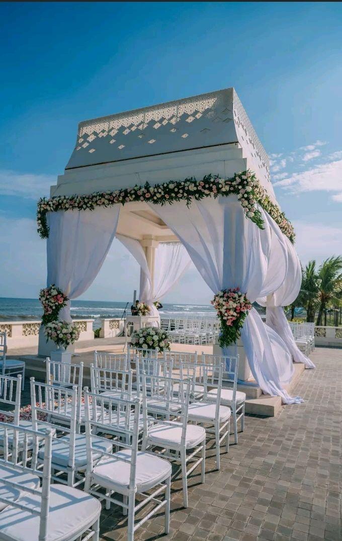 Wedding Of Tony & Melanie by Mira Mi Bali Wedding - 002