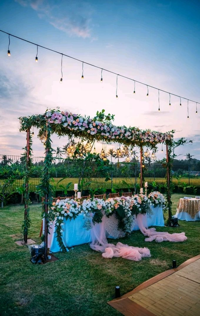 Wedding Of Tony & Melanie by Mira Mi Bali Wedding - 004