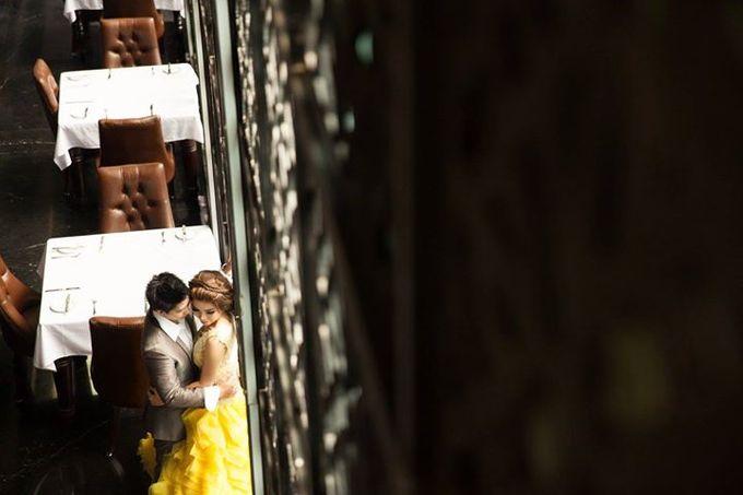 Photo Prewedding by ShenLeo Makeup - 031