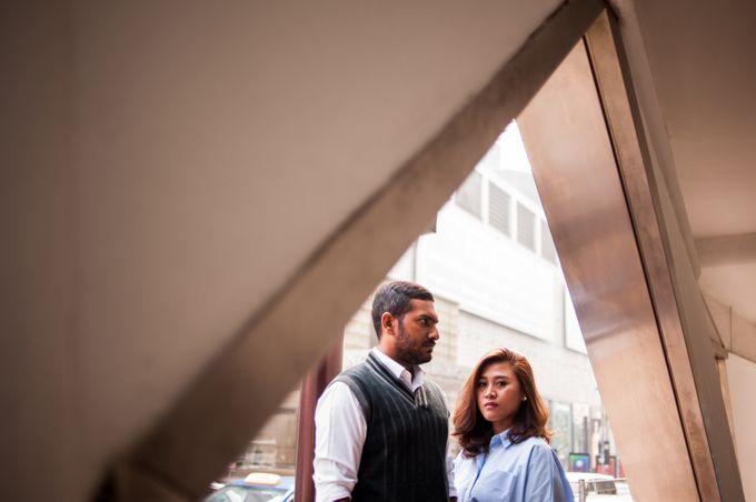 Pre-Wedding of Vivi & Zamir - Borderless by Sheikhafez Photography - 005