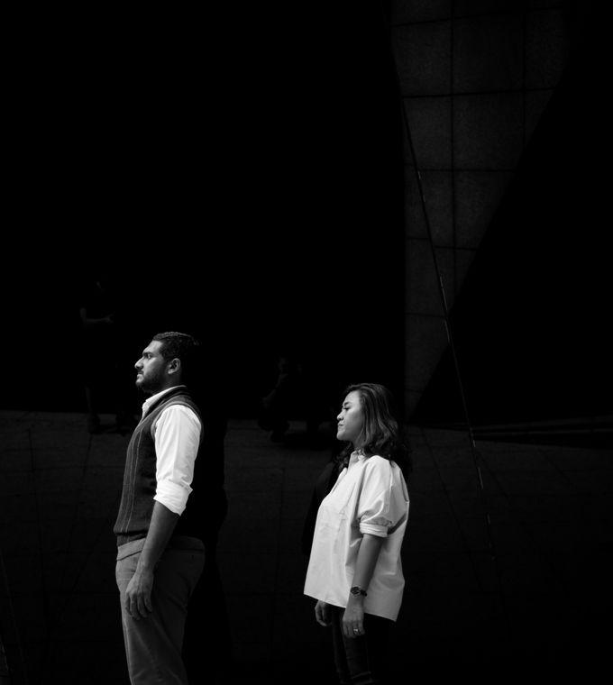 Pre-Wedding of Vivi & Zamir - Borderless by Sheikhafez Photography - 007
