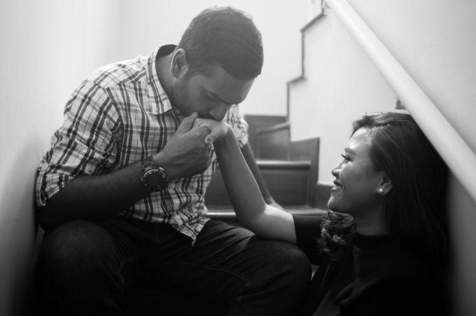 Pre-Wedding of Vivi & Zamir - Borderless by Sheikhafez Photography - 010
