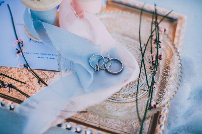 Wedding In Gzhel Style by Marina Nazarova Photographer - 005
