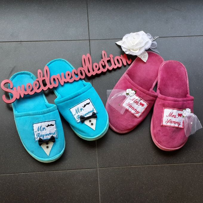 Wedding Slippers by Sweetlovecollection - 021