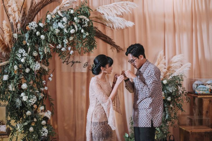 The Engagement of Ayu & Bimo by Daydreaming Works - 002