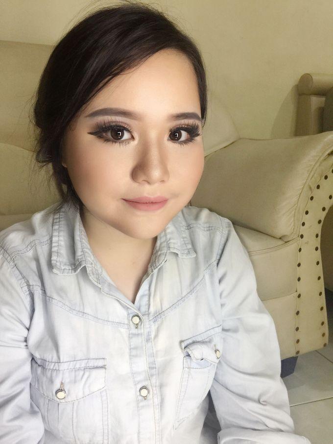 Test Makeup by Juny Veniera Makeup Artist - 002