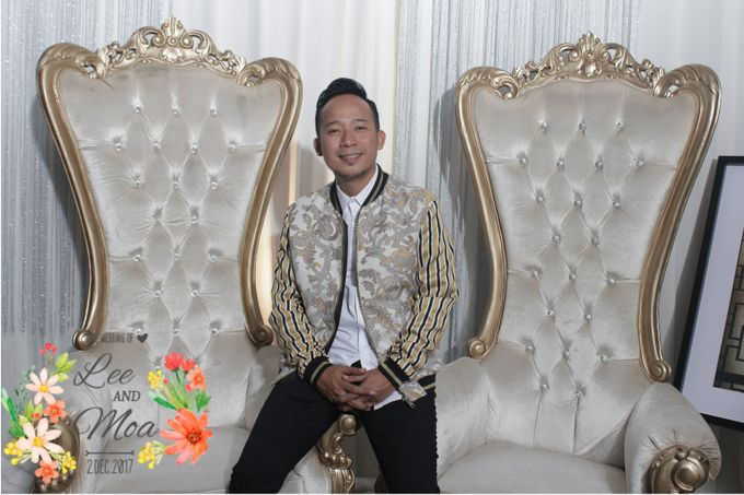 LEE & MOA WEDDING by snaphot official photobooth - 003