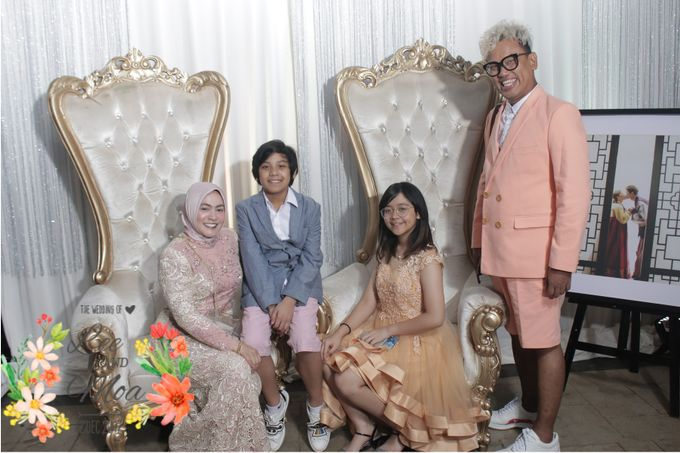 LEE & MOA WEDDING by snaphot official photobooth - 004