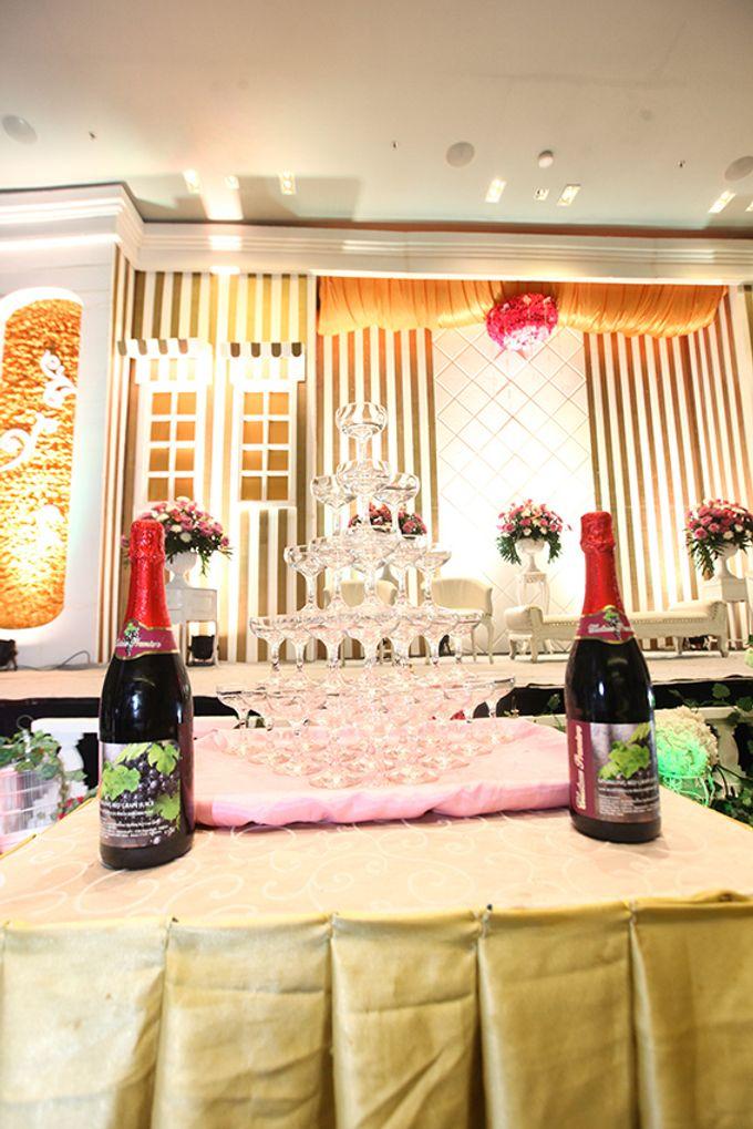 Jeffison & Santya Wedding by DESPRO Organizer - 014