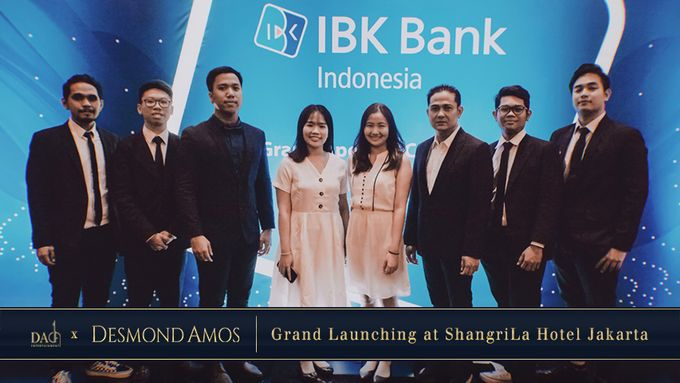 Desmond Amos Entertainment for IBK Bank Grand Launching by Desmond Amos Entertainment - 001