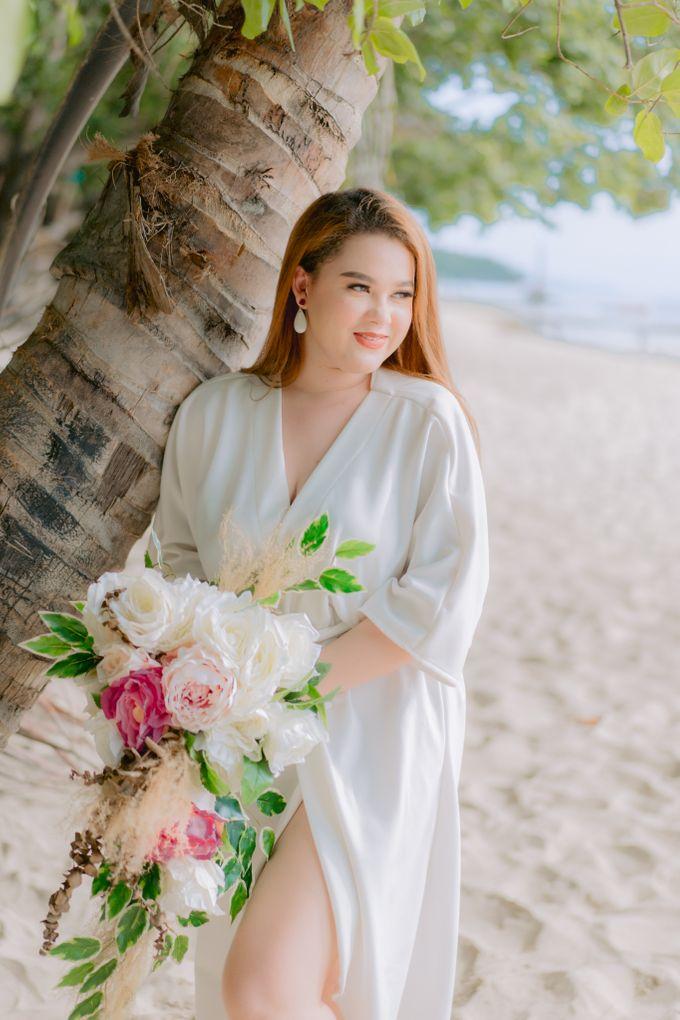 K Y / Bridal Shoot by ISG Print Ideas - 002
