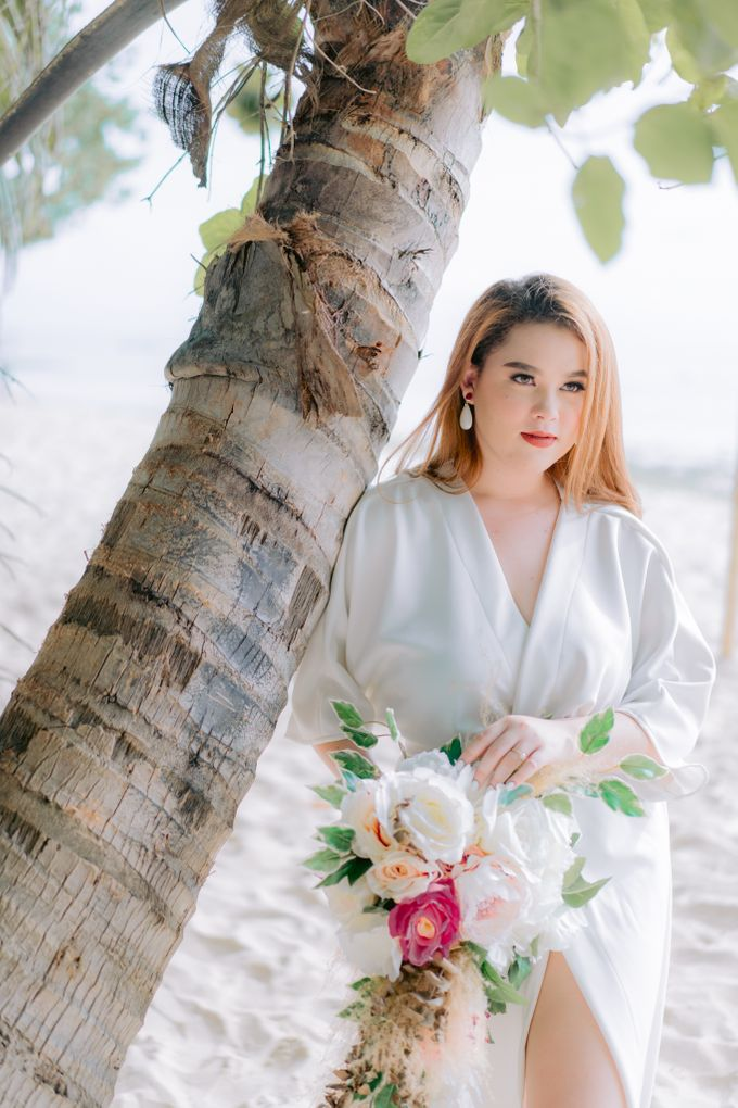 K Y / Bridal Shoot by ISG Print Ideas - 004