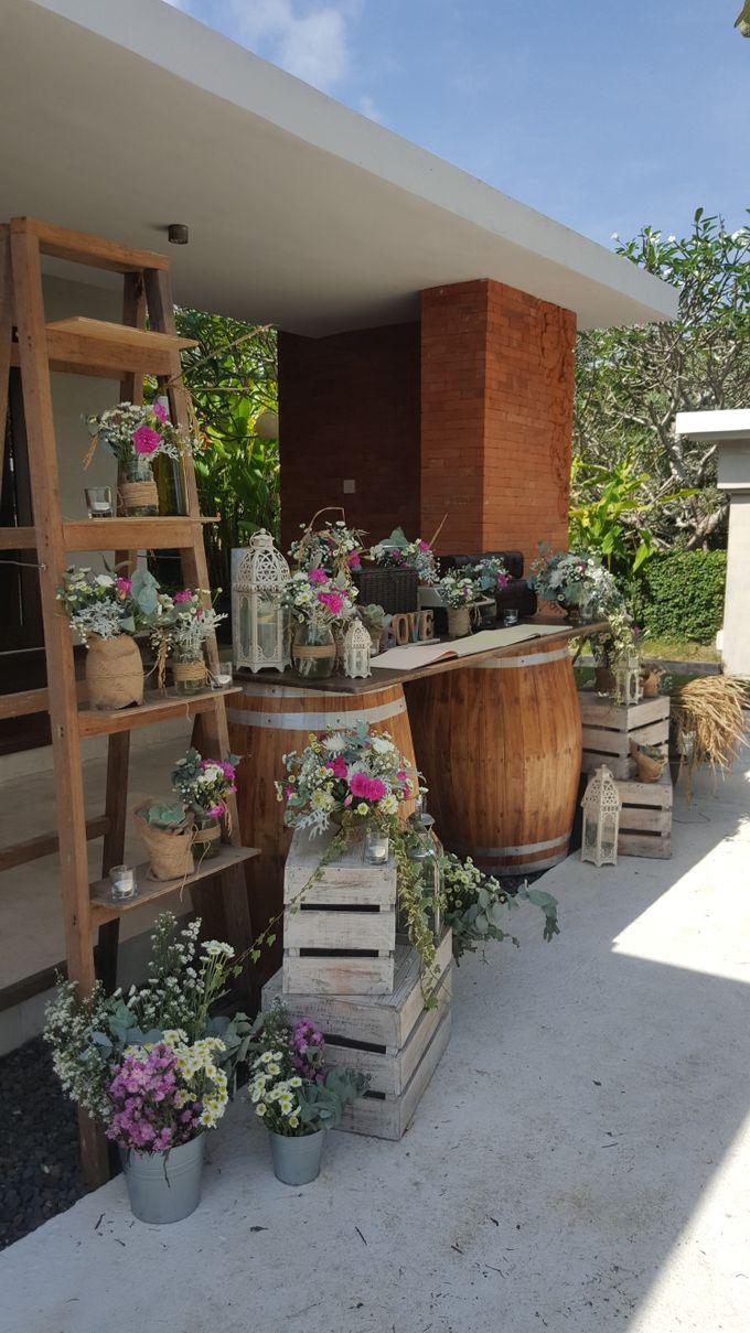 Sunset Garden Party by d'Oasis Florist & Decoration - 042