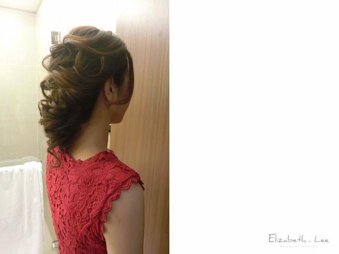 Wedding Day Bride Makeup Service by Elizabeth Lee Makeup Artist - 010