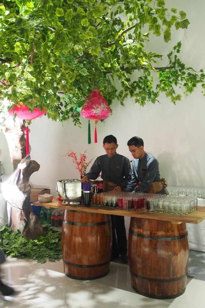 Wedding Reception by The NJONJA, Gourmet Catering - 013