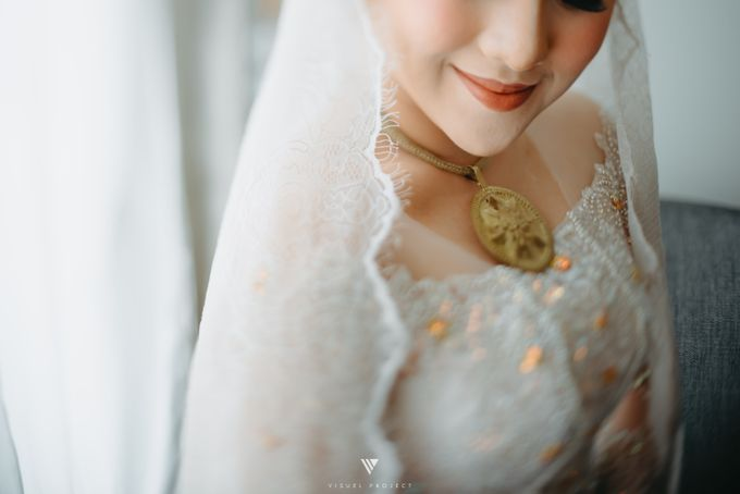 The Wedding of Khalisha & Charlie by Sheraton Grand Jakarta Gandaria City Hotel - 006