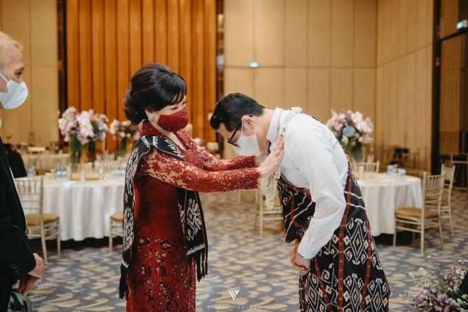 The Wedding of Khalisha & Charlie by Sheraton Grand Jakarta Gandaria City Hotel - 009