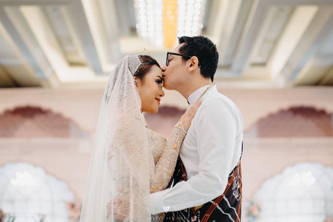 The Wedding of Khalisha & Charlie by Sheraton Grand Jakarta Gandaria City Hotel - 011