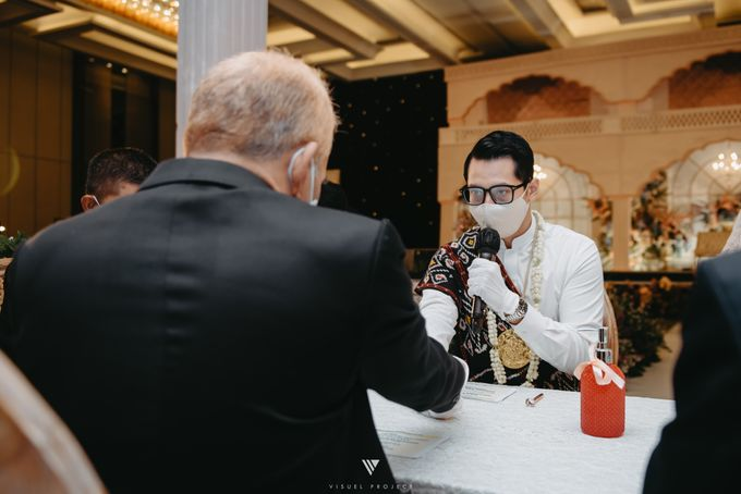 The Wedding of Khalisha & Charlie by Sheraton Grand Jakarta Gandaria City Hotel - 010