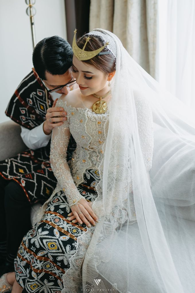 The Wedding of Khalisha & Charlie by Sheraton Grand Jakarta Gandaria City Hotel - 012