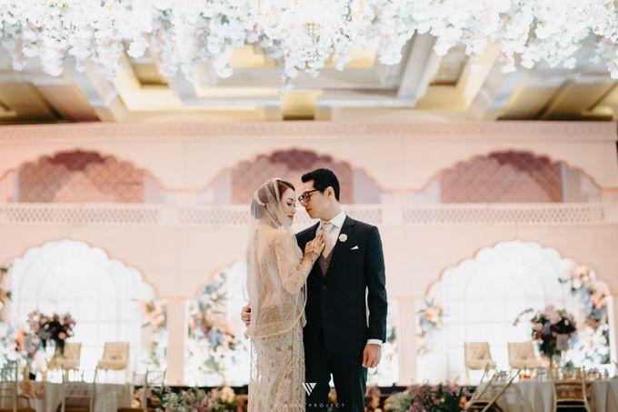 The Wedding of Khalisha & Charlie by Sheraton Grand Jakarta Gandaria City Hotel - 015