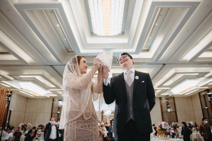The Wedding of Khalisha & Charlie by Sheraton Grand Jakarta Gandaria City Hotel - 002