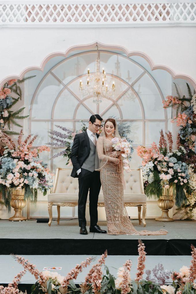 The Wedding of Khalisha & Charlie by Sheraton Grand Jakarta Gandaria City Hotel - 016