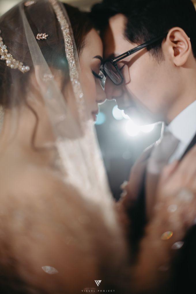 The Wedding of Khalisha & Charlie by Sheraton Grand Jakarta Gandaria City Hotel - 001