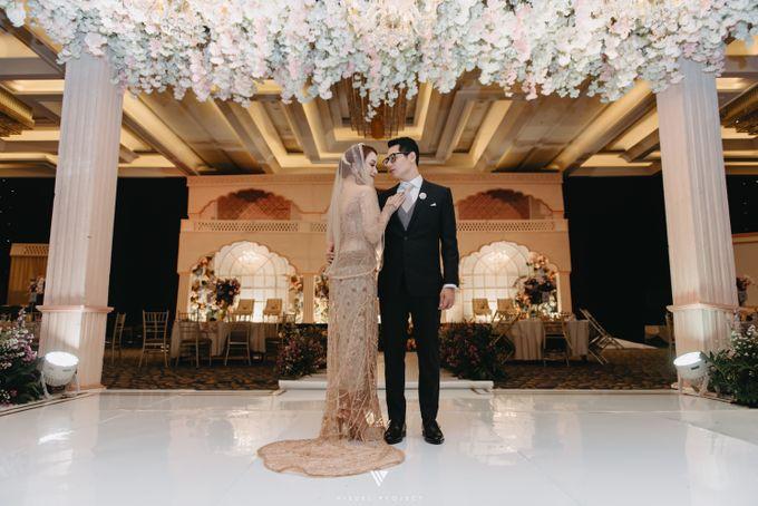 The Wedding of Khalisha & Charlie by Sheraton Grand Jakarta Gandaria City Hotel - 017