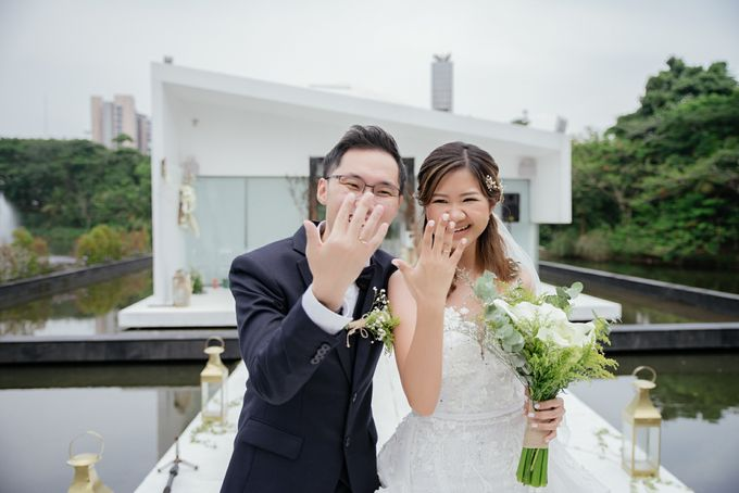 Soenwono & Marsha by Password Wedding Organizer - 003